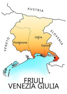 FriuliVenezia Giuglia