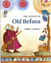 The legend of the old befana