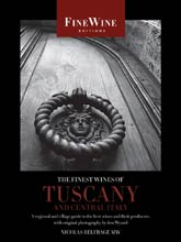 The finest wines of Tucany and Central Italy